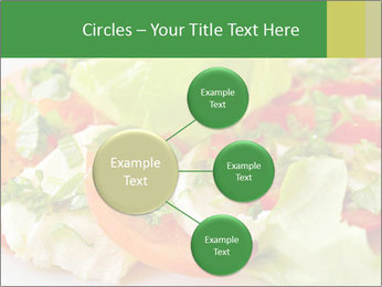 Caprese salad PowerPoint Template - Slide 79