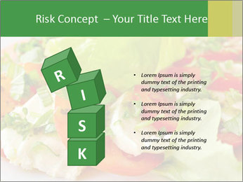Caprese salad PowerPoint Template - Slide 81