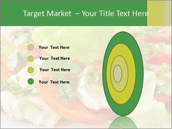 Caprese salad PowerPoint Template - Slide 84