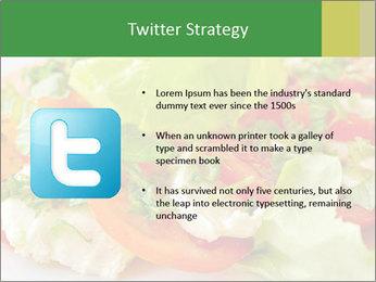Caprese salad PowerPoint Template - Slide 9
