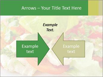 Caprese salad PowerPoint Template - Slide 90