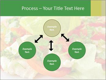 Caprese salad PowerPoint Template - Slide 91
