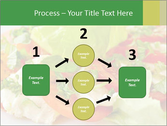 Caprese salad PowerPoint Template - Slide 92