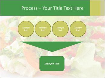 Caprese salad PowerPoint Template - Slide 93