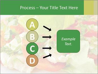 Caprese salad PowerPoint Template - Slide 94