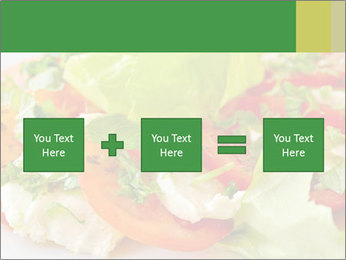 Caprese salad PowerPoint Template - Slide 95