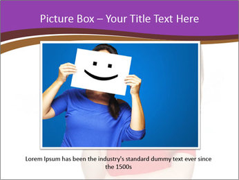 Teenager female PowerPoint Template - Slide 15
