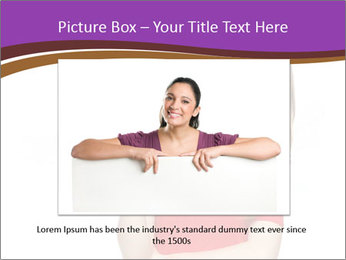Teenager female PowerPoint Template - Slide 16