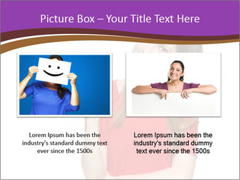 Teenager female PowerPoint Template - Slide 18