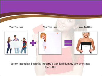 Teenager female PowerPoint Template - Slide 22