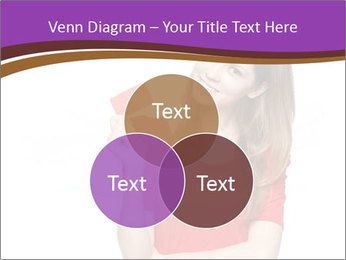 Teenager female PowerPoint Template - Slide 33