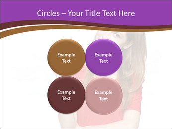 Teenager female PowerPoint Template - Slide 38
