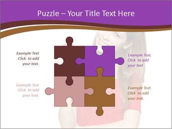 Teenager female PowerPoint Template - Slide 43