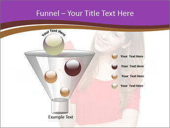 Teenager female PowerPoint Template - Slide 63