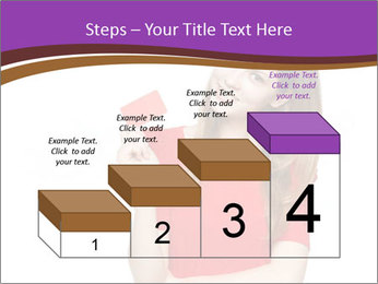 Teenager female PowerPoint Template - Slide 64