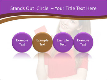 Teenager female PowerPoint Template - Slide 76