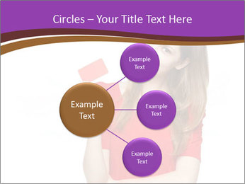 Teenager female PowerPoint Template - Slide 79