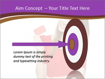 Teenager female PowerPoint Template - Slide 83