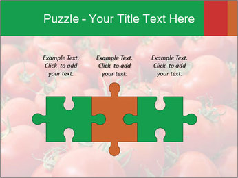Tomatoes PowerPoint Template - Slide 42