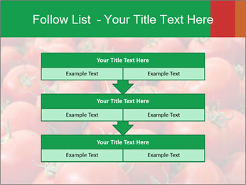 Tomatoes PowerPoint Template - Slide 60