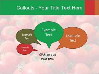 Tomatoes PowerPoint Template - Slide 73