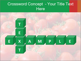 Tomatoes PowerPoint Template - Slide 82