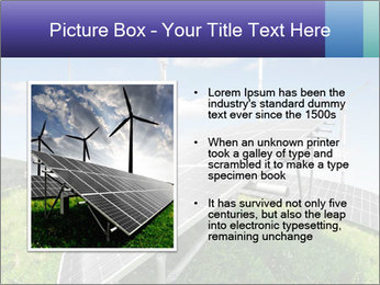Solar energy panels PowerPoint Template - Slide 13