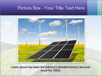 Solar energy panels PowerPoint Template - Slide 15