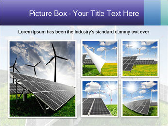 Solar energy panels PowerPoint Template - Slide 19