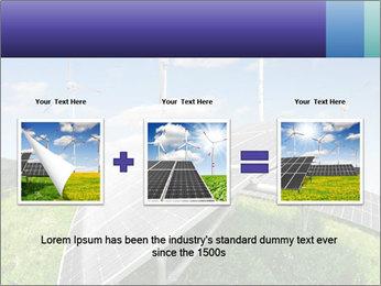 Solar energy panels PowerPoint Templates - Slide 22