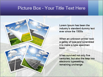 Solar energy panels PowerPoint Template - Slide 23