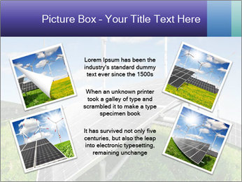 Solar energy panels PowerPoint Template - Slide 24