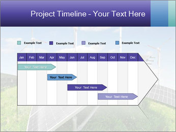 Solar energy panels PowerPoint Template - Slide 25