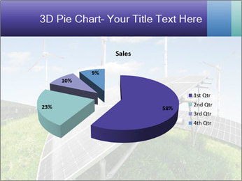 Solar energy panels PowerPoint Template - Slide 35