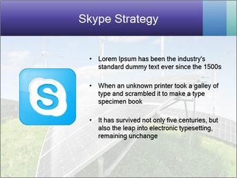 Solar energy panels PowerPoint Templates - Slide 8