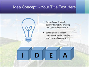 Solar energy panels PowerPoint Template - Slide 80