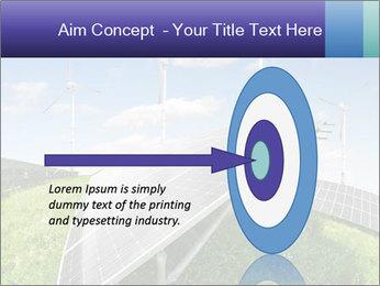 Solar energy panels PowerPoint Templates - Slide 83