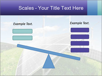 Solar energy panels PowerPoint Templates - Slide 89
