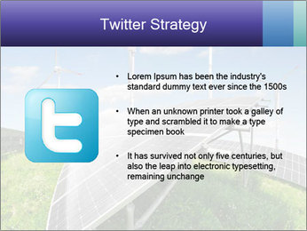 Solar energy panels PowerPoint Template - Slide 9