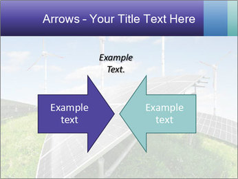 Solar energy panels PowerPoint Template - Slide 90