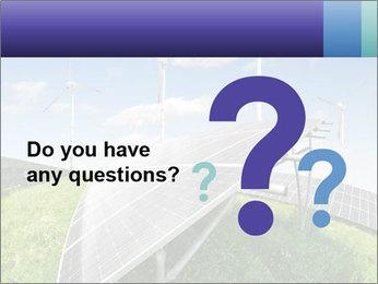 Solar energy panels PowerPoint Templates - Slide 96