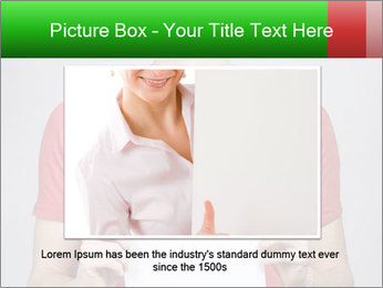 Man in a red shirt PowerPoint Template - Slide 15