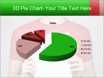 Man in a red shirt PowerPoint Template - Slide 35