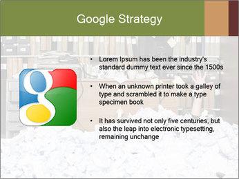 Businesswoman PowerPoint Template - Slide 10