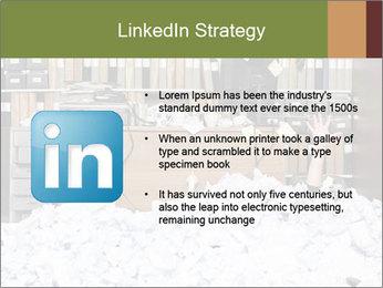 Businesswoman PowerPoint Template - Slide 12