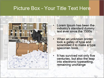 Businesswoman PowerPoint Template - Slide 13