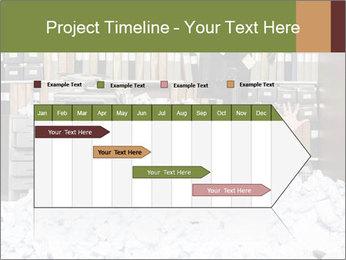 Businesswoman PowerPoint Template - Slide 25