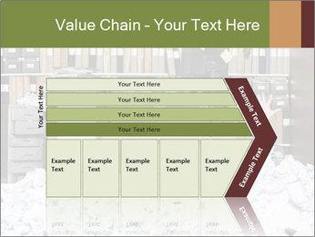 Businesswoman PowerPoint Template - Slide 27