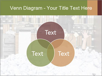 Businesswoman PowerPoint Template - Slide 33