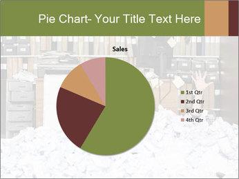 Businesswoman PowerPoint Template - Slide 36